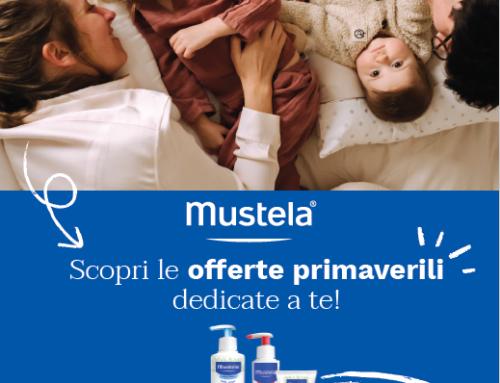 MUSTELA Settimana del Bebè dal 24 al 30 Aprile