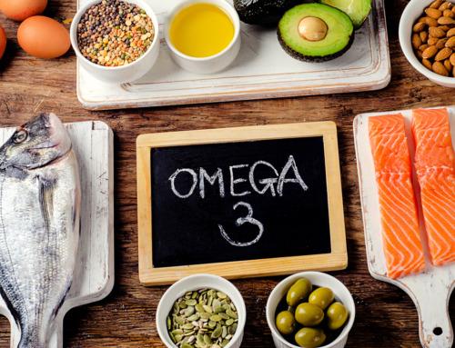 Che cosa sono gli omega 3?
