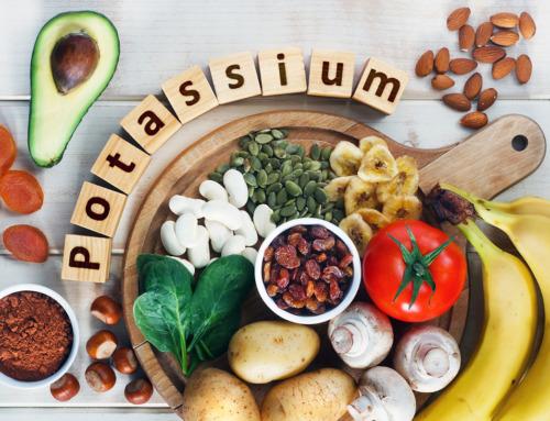 L'importanza del potassio per la nostra salute