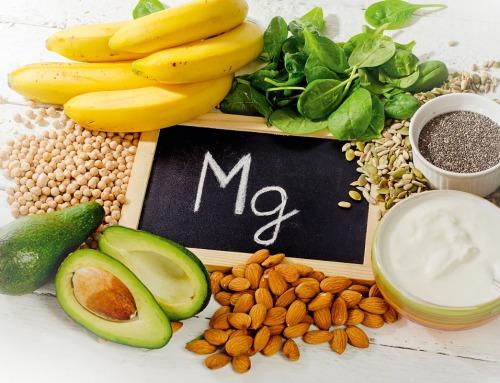 Magnesio e caldo: valido aiuto per l'estate